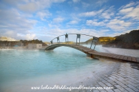 Iceland Weddings and Honeymoons at the Blue Lagoon Wedding