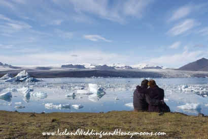 Iceland Weddings and Honeymoons Glacier Lagoon Wedding