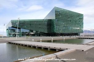 Iceland Weddings and Honeymoons Locations Harpa Wedding