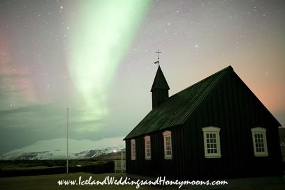 Iceland Weddings and Honeymoons Northern Lights Wedding Iceland